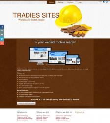 You will find a small range of our work inside.