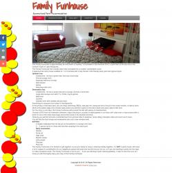 Family Funhouse Summerland Point Accommodation ::A short term rental property at Summerland Point, this site also incorporates a booking calendar system. www.familyfunhouse.com.au